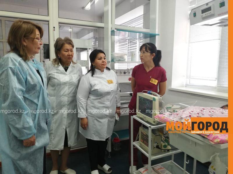 В Атыраускую область приехал вице-министр здравоохранения РК