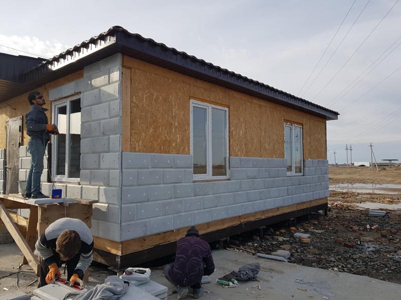 Новости Атырау - Теплый дом и всё, что в нем