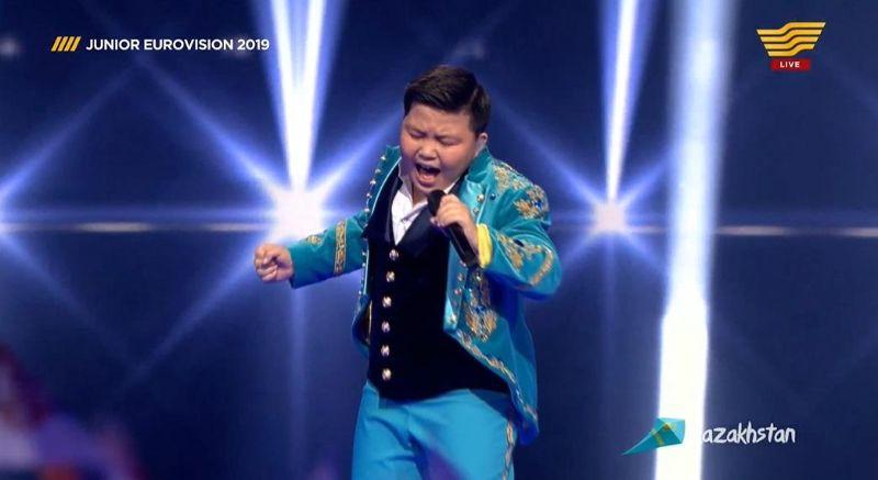 Участница из Польши опередила Ержана Максима из Уральска на Евровидении