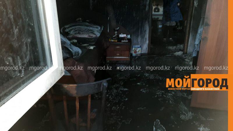 Новости Уральск - Частный дом сгорел в Аксае