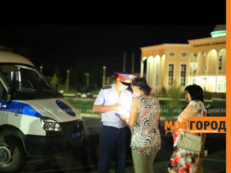 За два дня в ЗКО оштрафовали более сотни родителей