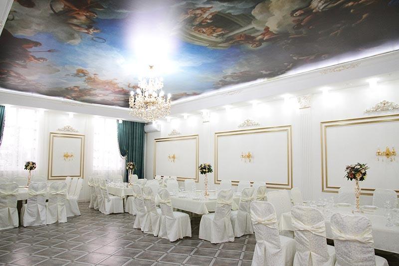 Ресторанно-гостиничный комплекс «Амари» приглашает уральцев окунуться в мир праздника и торжества