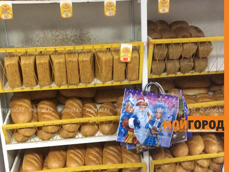 В Актобе планируют повысить цену на хлеб