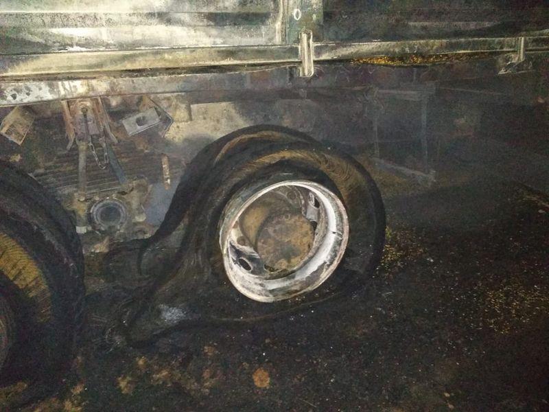 Две автомашины за сутки сгорели в ЗКО