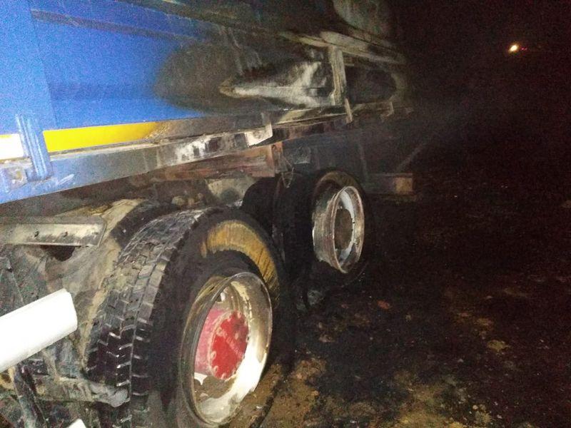 Новости Уральск - Две автомашины за сутки сгорели в ЗКО