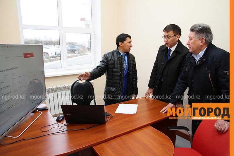Новости Уральск - Открытие нового автовокзала состоялось в Уральске