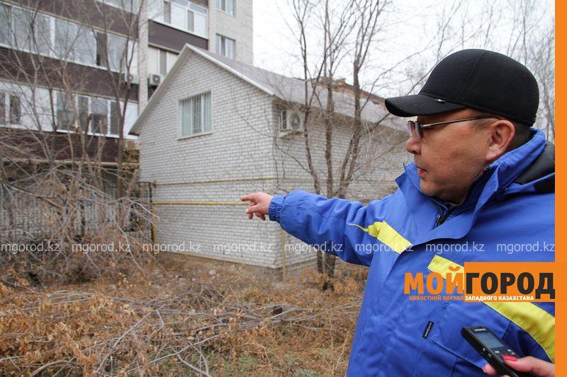 В Уральске жильцы пятиэтажки пользовались газовыми баллонами