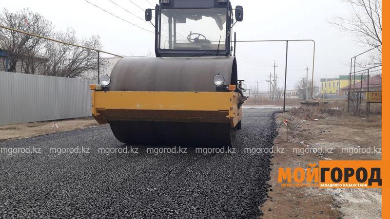 В Аксае завершается строительство 14 улиц