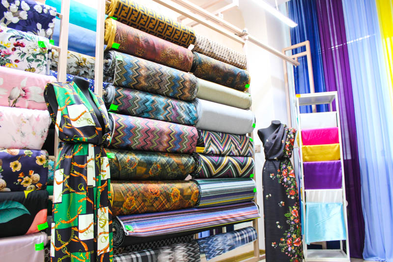 Новости Уральск - Эксклюзивные ткани по праздничным ценам предлагает магазин «El'Amira»