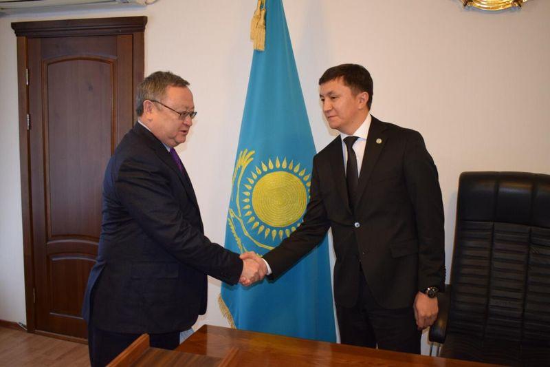Назначен заместитель акима Актюбинской области