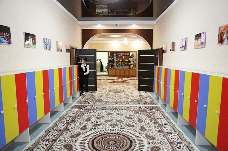 Новый детский сад «Sabi» открылся в Уральске