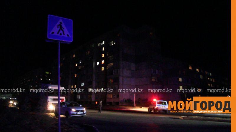 В Уральске после гибели школьницы на пешеходном переходе установят освещение (видео)