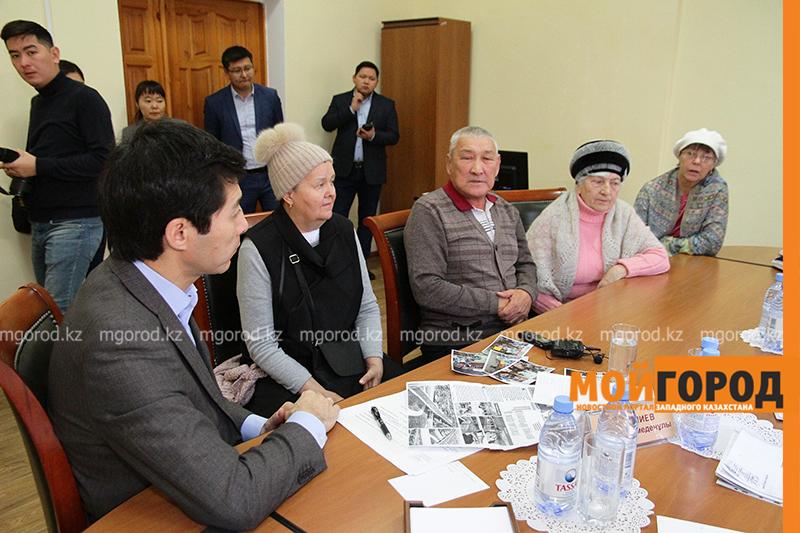 На вопросы жителей ЗКО ответил глава региона