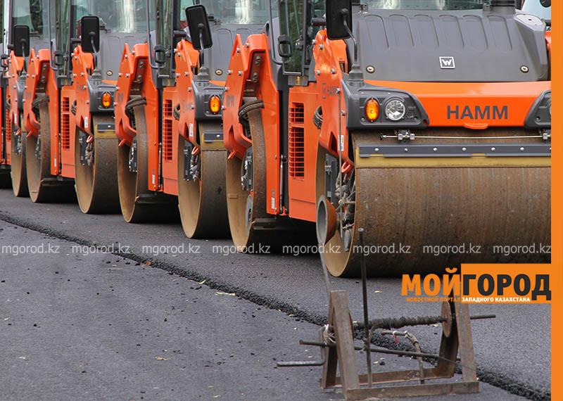368 километров дорог отремонтировали в ЗКО