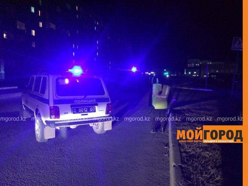 В Уральске водитель сбил насмерть школьницу и скрылся с места ДТП (видео)