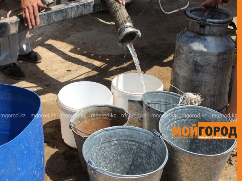 24 населенных пункта останутся без воды в ЗКО