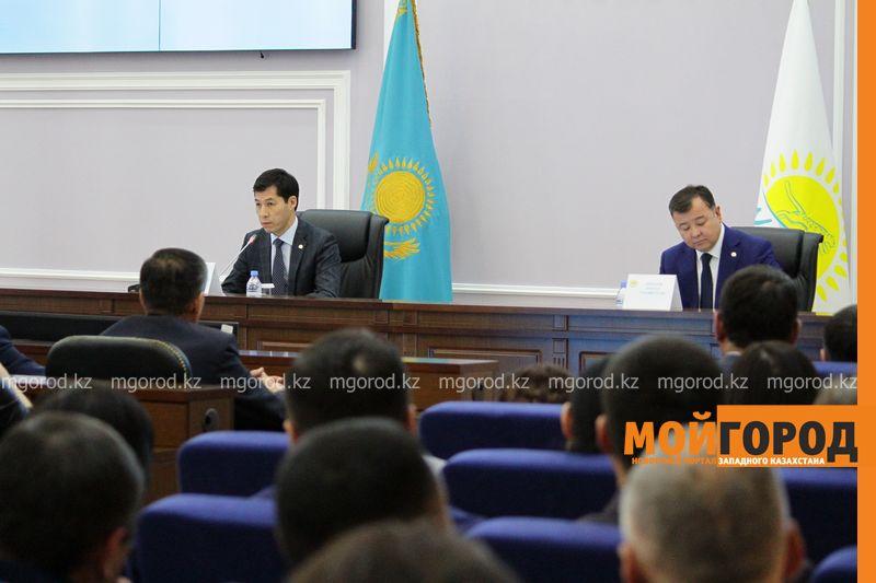 """36 кандидатов были избраны в кадровый резерв партии """"Nur Otan"""" в ЗКО"""