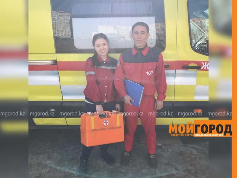 Новости Атырау - Врачи спасли женщину с инсультом на вокзале Атырау