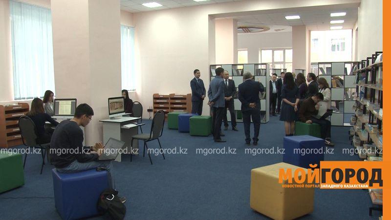 Спортивный комплекс для студентов открылся в Уральске