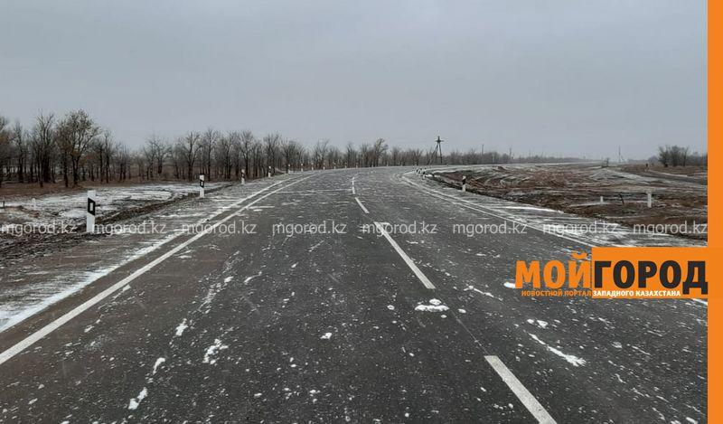 Новости Уральск - Из-за метели закрыли трассы в ЗКО