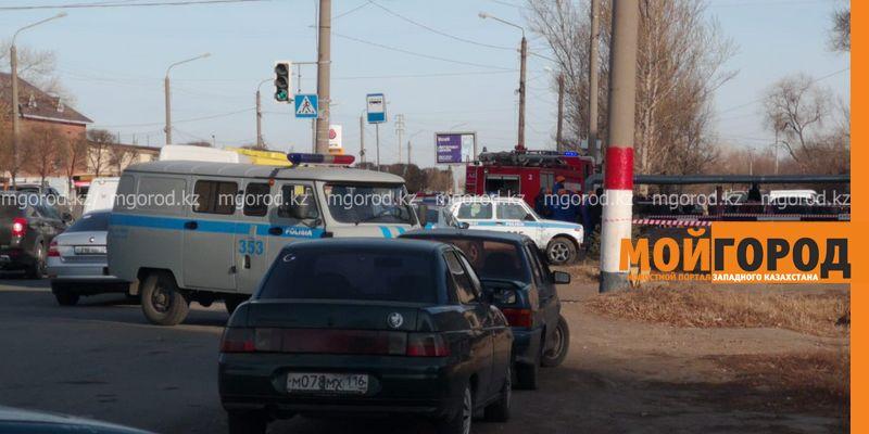 Не подходите, я все взорву: очевидцы рассказали о захвате заложницы в Уральске (новость обновляется)