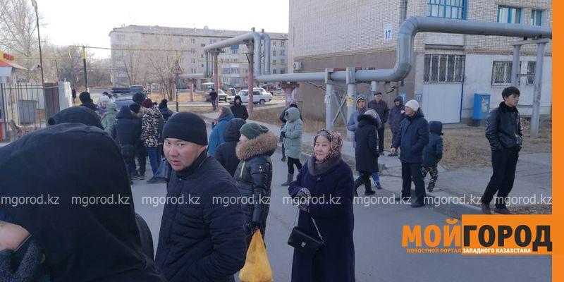 В Уральске эвакуировали жителей дома, где мужчина захватил заложницу