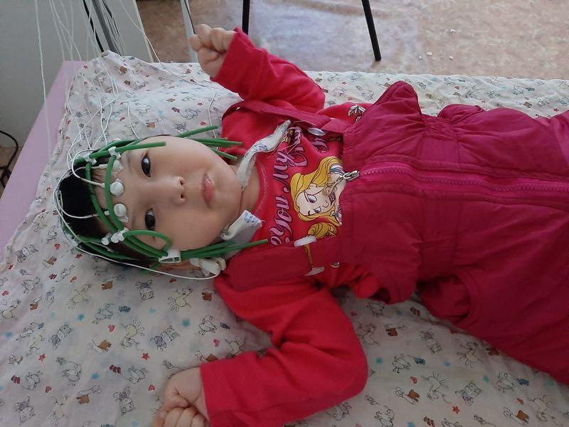 Пересадка стволовых клеток требуется 4-летней девочке из Уральска