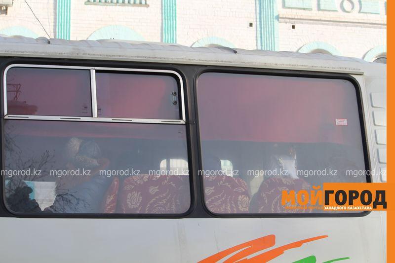 Жители Уральска против измененной схемы движения маршрута