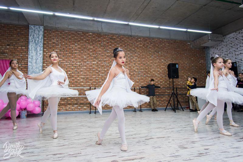 Новости Уральск - Новый филиал хореографической студии «Art dance» открылся в Уральске