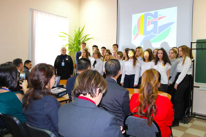Выставка казахстанских вузов и колледжей прошла в Уральске