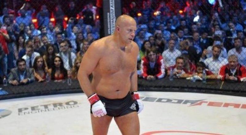 Федор Емельяненко нокаутировал бывшего чемпиона UFC (видео)