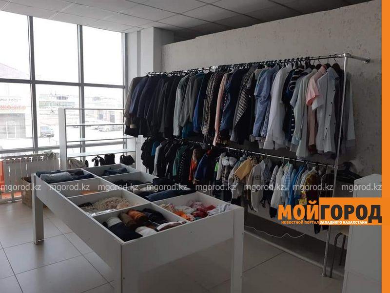 Новости Атырау - В Атырау работает благотворительный магазин