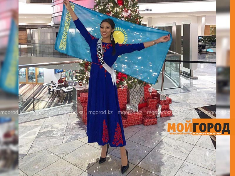 Жительница Атырау представит Казахстан на международном конкурсе красоты