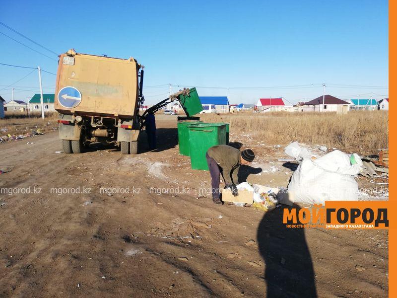 Тариф на вывоз мусора повысился в Уральске
