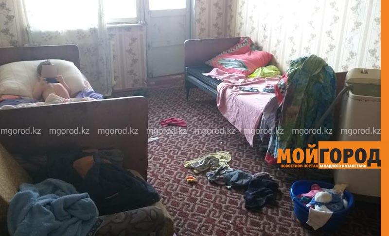 Новости Уральск - В центр адаптации поместили детей из неблагополучной семьи в Уральске (фото)