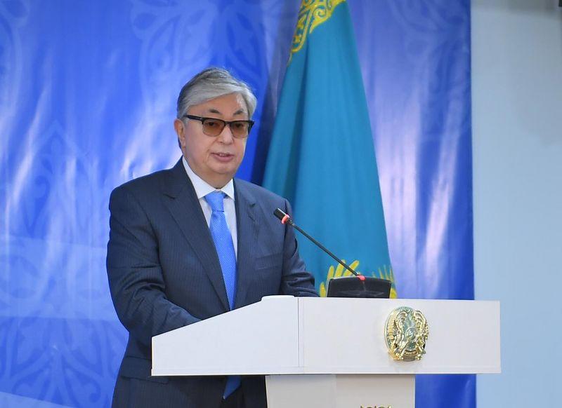 Новости - Президент присвоил государственную награду Димашу Кудайбергенову