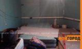 Уральцы помогли построить дом погорельцам, которые ночевали в машине с ребенком-инвалидом