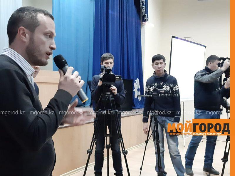 Новости Уральск - Более 60 тысяч человек выступают за строительство моста - жительница Зачаганска (фото, видео)