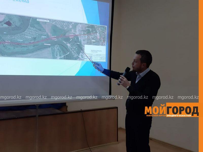Более 60 тысяч человек выступают за строительство моста - жительница Зачаганска (фото, видео)
