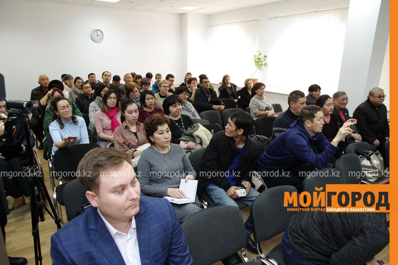 Новости Уральск - В Уральске прошли публичные слушания по повышению тарифа на электроэнергию