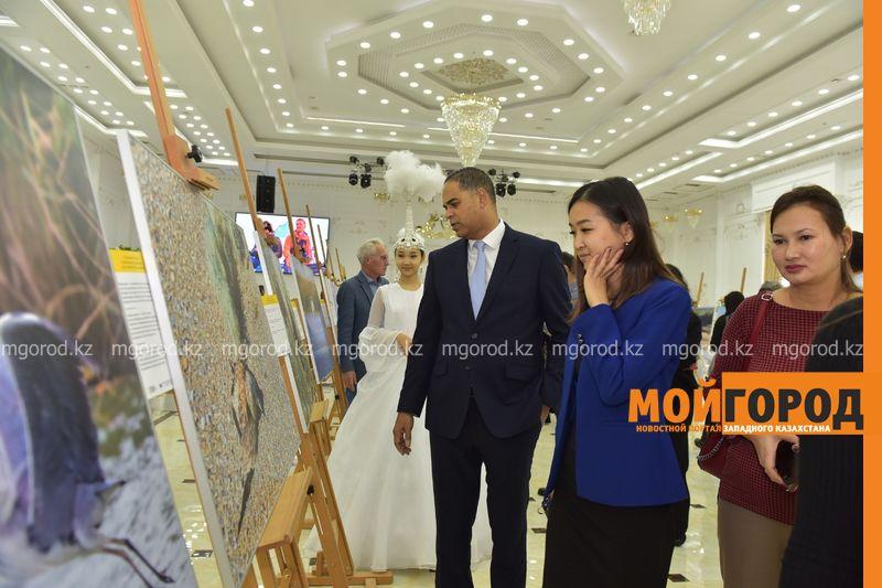 Фотовыставка мирового значения открылась в Атырау