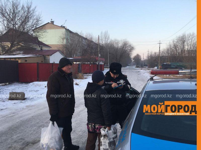 В Уральске подсчитывают количество бомжей