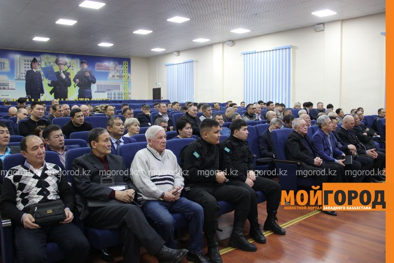 Новости Актобе - 12 преступлений совершили охранники в Актюбинской области