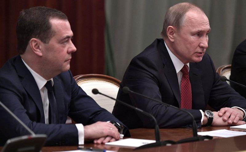 Новости - Правительство России ушло в отставку