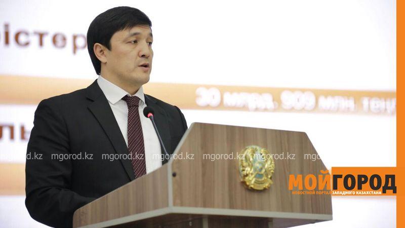 107 километров дорог отремонтируют в районе Атырауской области
