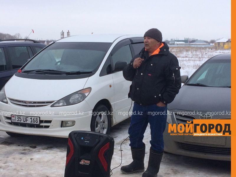 Владельцы автомашин с армянскими и российскими номерами вышли на митинг в Уральске