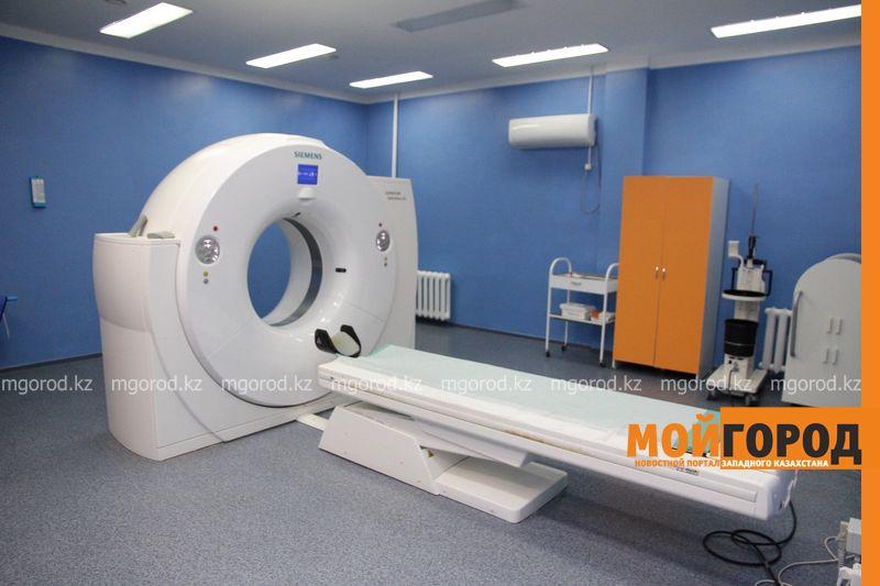 Жители ЗКО могут бесплатно пройти МРТ, КТ и другие дорогостоящие методы диагностики