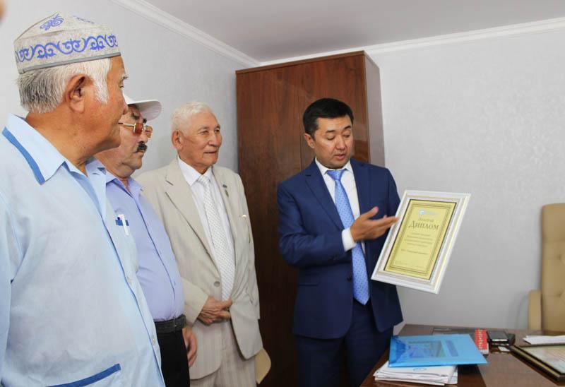 Новый лечебно-оздоровительный корпус строят в санатории «Акжайык»