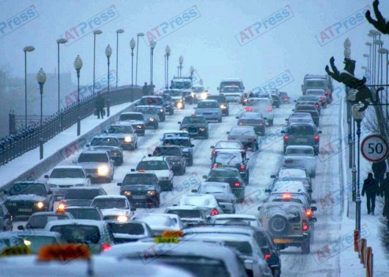 Новости Атырау - Центральный мост откроется в полночь в Атырау