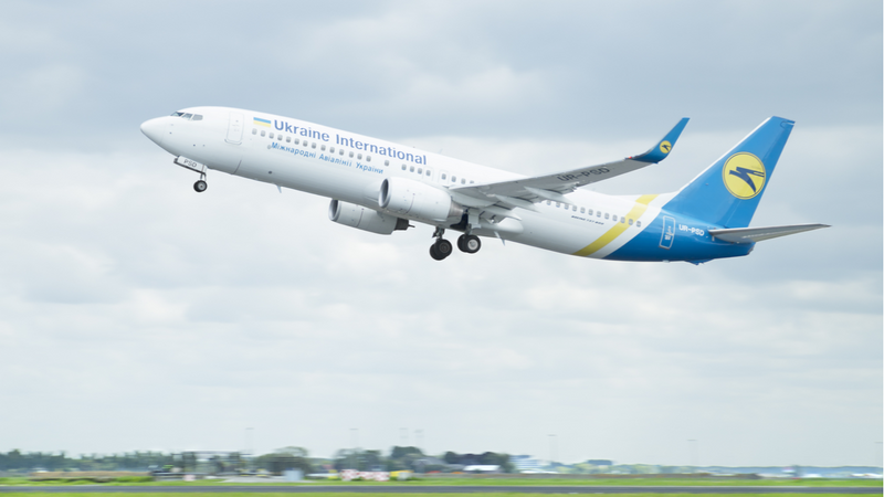 Новости - Украинский самолет со 180 пассажирами разбился в Иране